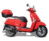 Scuter KYMCO LIKE 125CC red