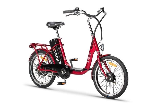 Bicicleta Electrica ZT-07A CAMP2.0 LITIU-ION 9AH