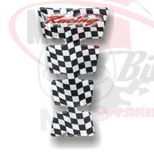 Tankped rezervor RACING/CHEQUERED 213 X 117 MM