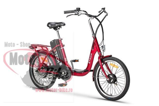 Bicicleta Electrica ZT-07B CAMP3.0 LITIU-ION (2018)
