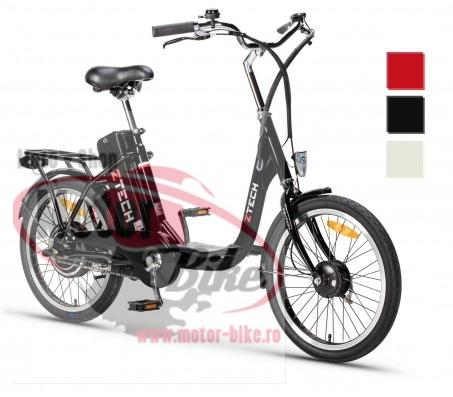 Bicicleta Electrica ZT-07B CAMP3.0 LITIU-ION 12AH