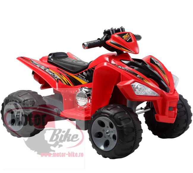 ATV ELECTRIC 12 V JS007 RED