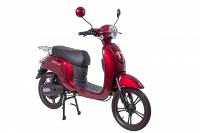 Scuter Electric ZT20C 20AH PREMIUM RED
