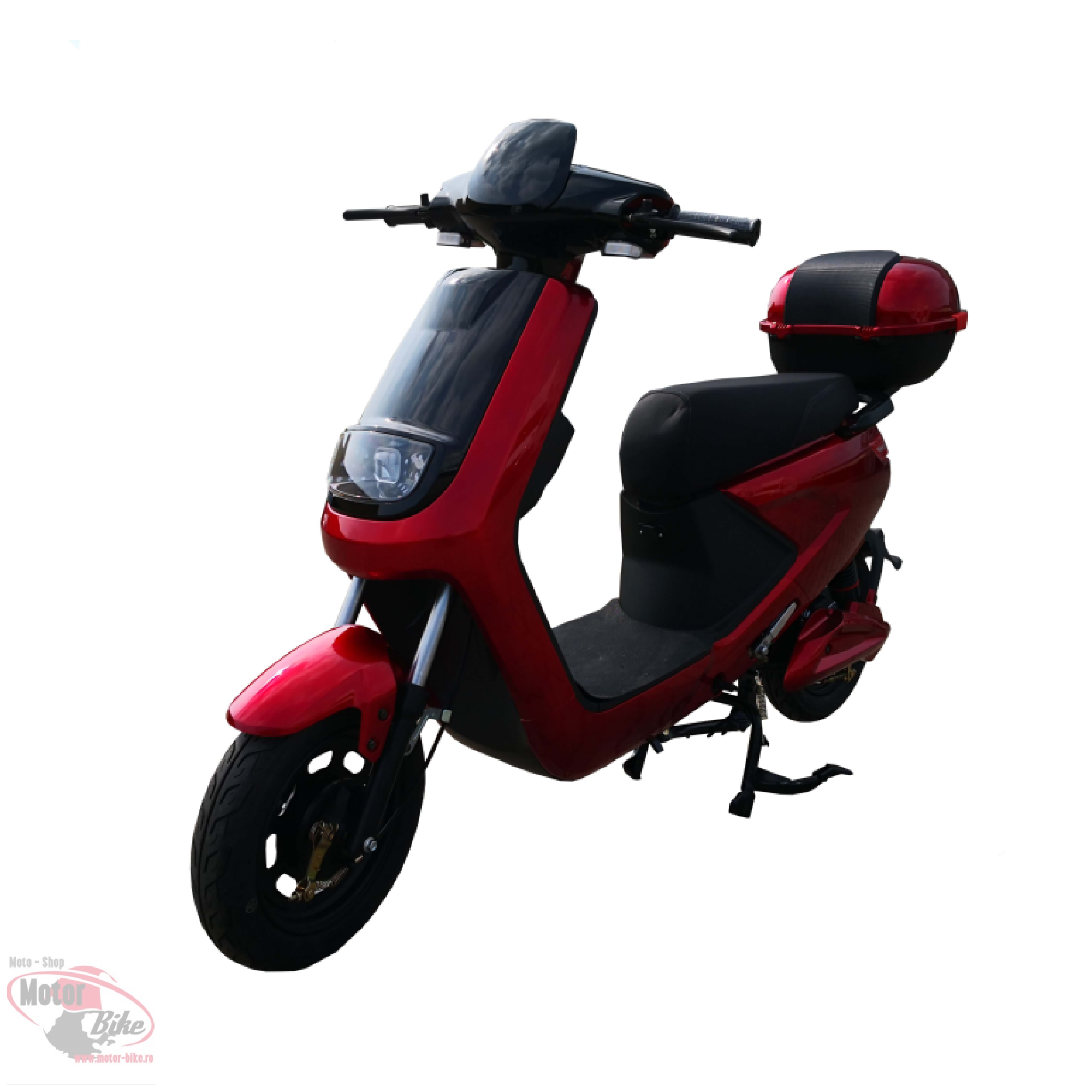 Scuter Electric POLYMOBIL POB-11 RED