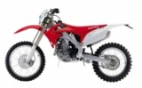 Carene set HONDA CRF 450R ENDURO ( 09 )