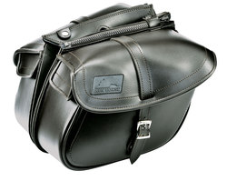 Genti Chopper IRON HORSE SADDLEBAGS 8L