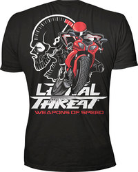 Tricou T-SHIRT WEAPONS OF SPEED