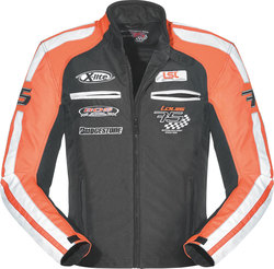 Geaca moto LOUIS LOUIS 75 TEAMJACKET ORANGE