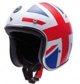 Casca MT Le Mans UK Flag