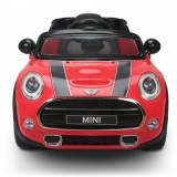Masinuta electrica copii MINI COOPER F56 12 V RED