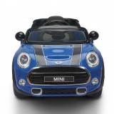 Masinuta electrica copii MINI COOPER F56 12 V BLUE