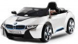 Masinuta electrica copii BMW I8 WHITE