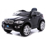 Masinuta electrica copii BMW X6 BLACK