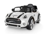 Masinuta electrica copii MINI COOPER F56 12 V WHITE