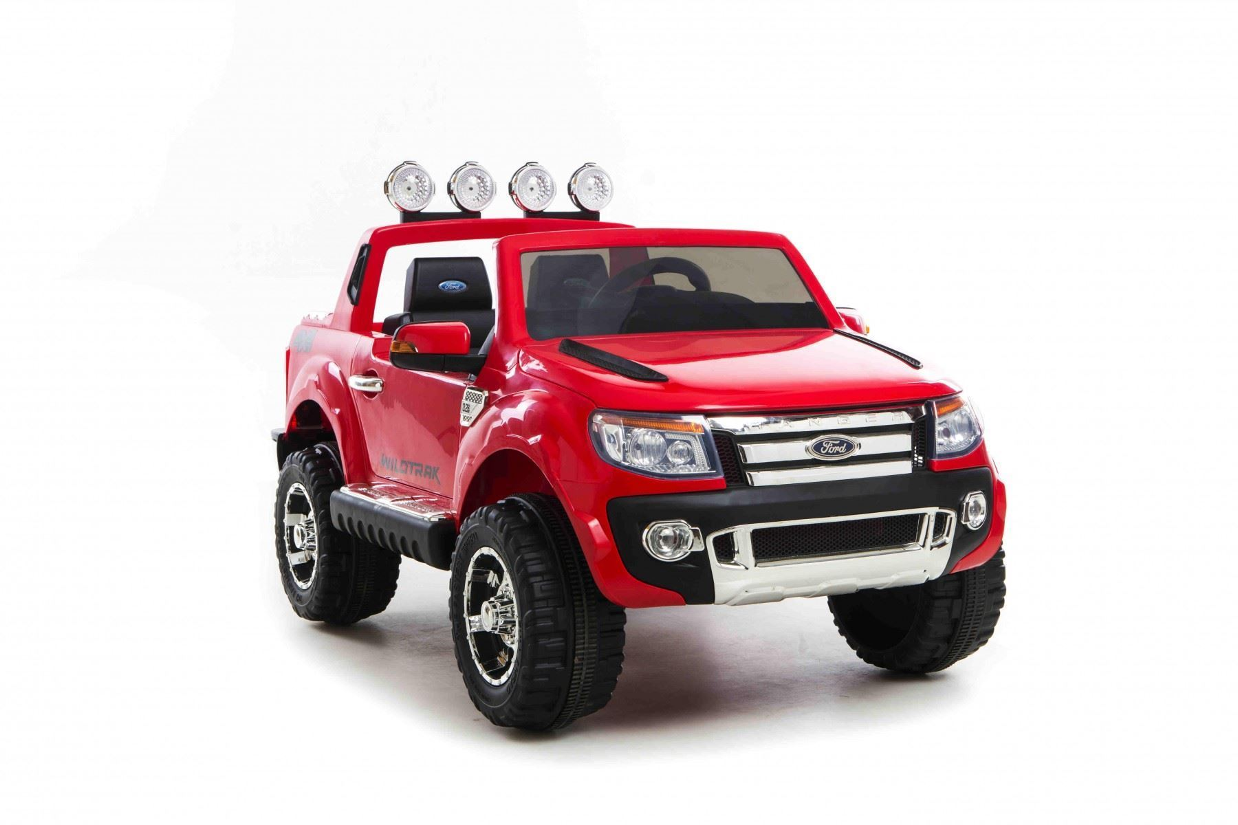 Masinuta electrica copii FORD RANGER RED