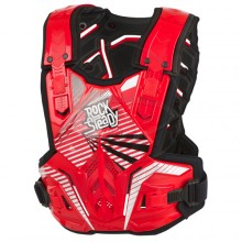 Protectie moto POLISPORT BRUSTP ROCKSTEADY SW RED