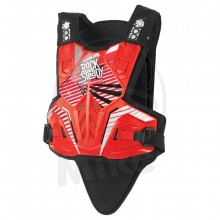 Protectie moto POLISPORT BRUSTP ROCKSTEADY F SW LANG RED