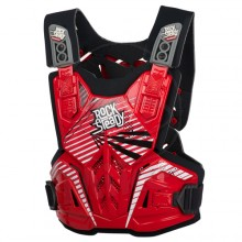 Protectie moto POLISPORT BRUSTP ROCKSTEADY SW MINI RED