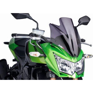 Parbriz moto MINI-WINDSCREEN FOR Z 750 07- WITH MOUNTING KIT
