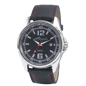 Ceas WRISTWATCH *LOUIS CLASSIC 3 ATM, W. DATE-DISPLAY
