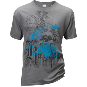 Tricou KINGS FALL' T-SHIRT DARK GREY