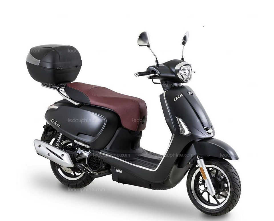 Scuter KYMCO LIKE 50cc 4T Black