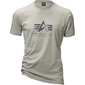 Tricou ALPHA INDUSTRIES T-SHIRT BASIC T