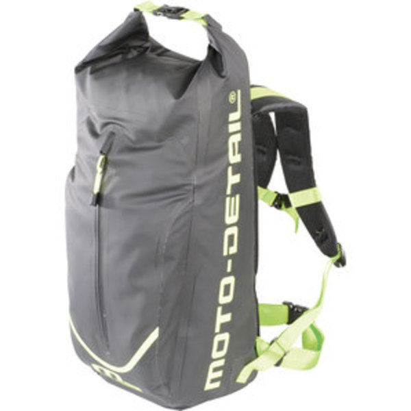 Rucsac Moto MOTO-DETAIL *DRYPACK* BACKPACK NEON
