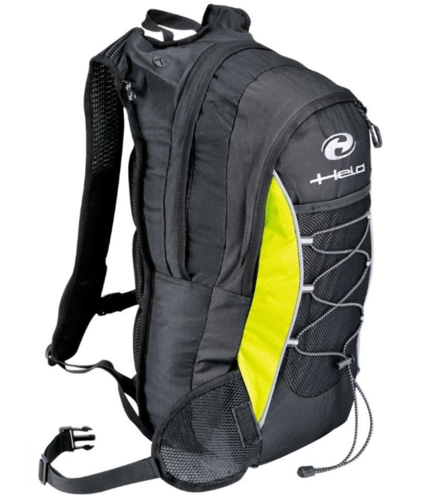 Rucsac Moto HELD BACKPACK BLACK/NEON