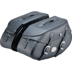 Genti Chopper H+B SADDLEBAGS BUFFALO FOR C-BOW FITTING 30L X 2 BUC