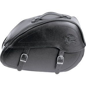 Genti Chopper HELD SADDLEBAGS DENVER BLACK FOR C-BOW HOLDER 20L X 2 BUC