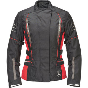 Geaca moto LOUIS FASTWAY BASIC TEX LADIES JACKET RED