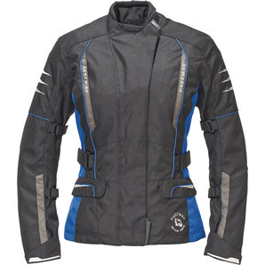 Geaca moto LOUIS FASTWAY BASIC TEX LADIES JACKET BLUE