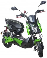 Scuter Electric ZT21 X RIDE GREEN
