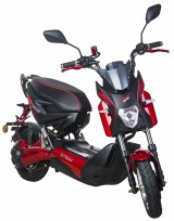 Scuter Electric ZT21 X RIDE RED