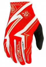 Manusi moto ONEAL MATRIX RACEWARE RED