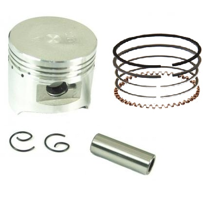 KIT PISTON ATV 110 (52.4MM;D=13MM)