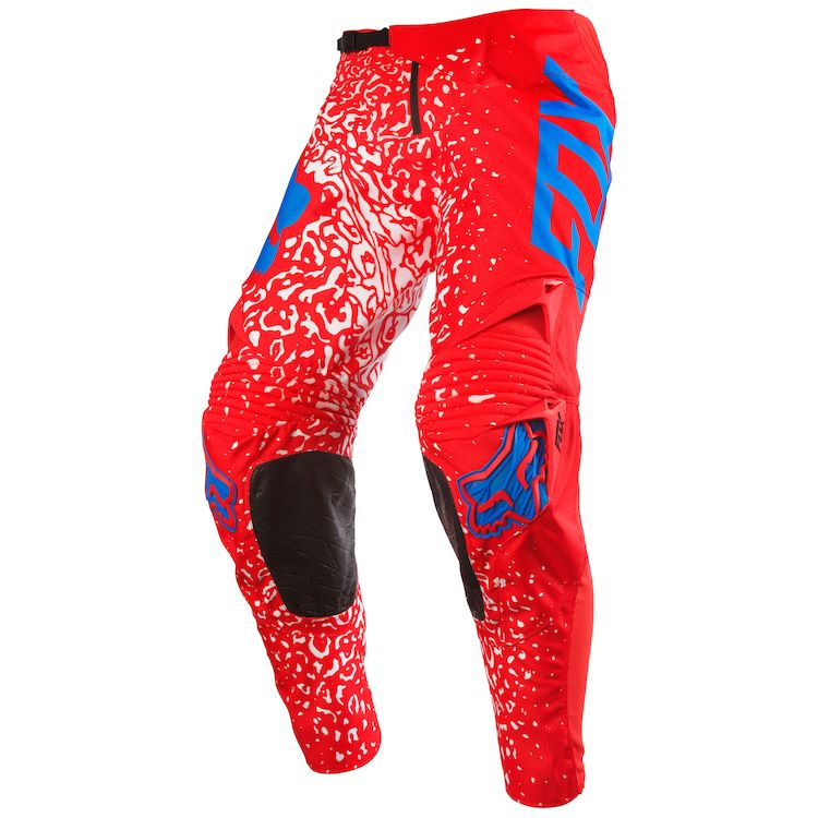 Pantaloni FOX 360 CAUZ MX16 RED