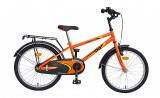 Bicicleta copii DHS-2001KID RACER ORANGE
