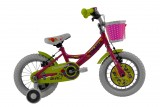 Bicicleta copii DHS-1404 COUNTESS ROZ