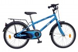 Bicicleta copii DHS-2003 KID RACER BLUE