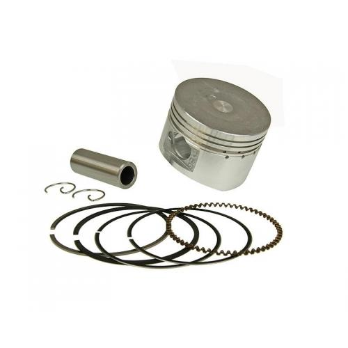 KIT PISTON GY6 150 (58MM;D=15MM)