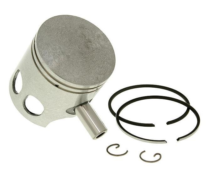 KIT PISTON YAMAHA 50 (47.5MM,D=10MM)