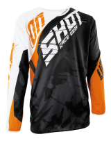 Tricou cross SHOT MX/DEVO SQUAD ORANGE