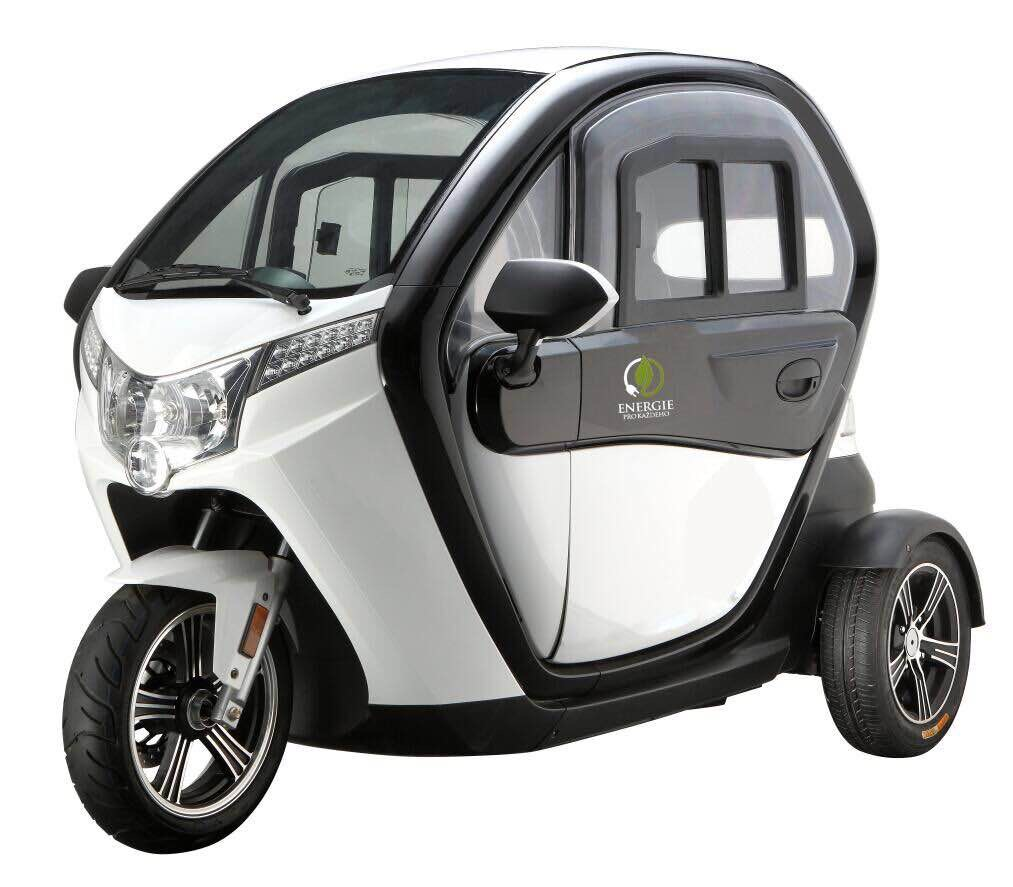 MOPED CAR Electric ZT95 ALB 3 roti