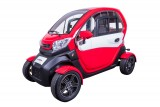MOPED CAR Electrica ZT96 RED 4 roti