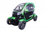 MOPED CAR Electrica ZT96 GREEN 4 roti