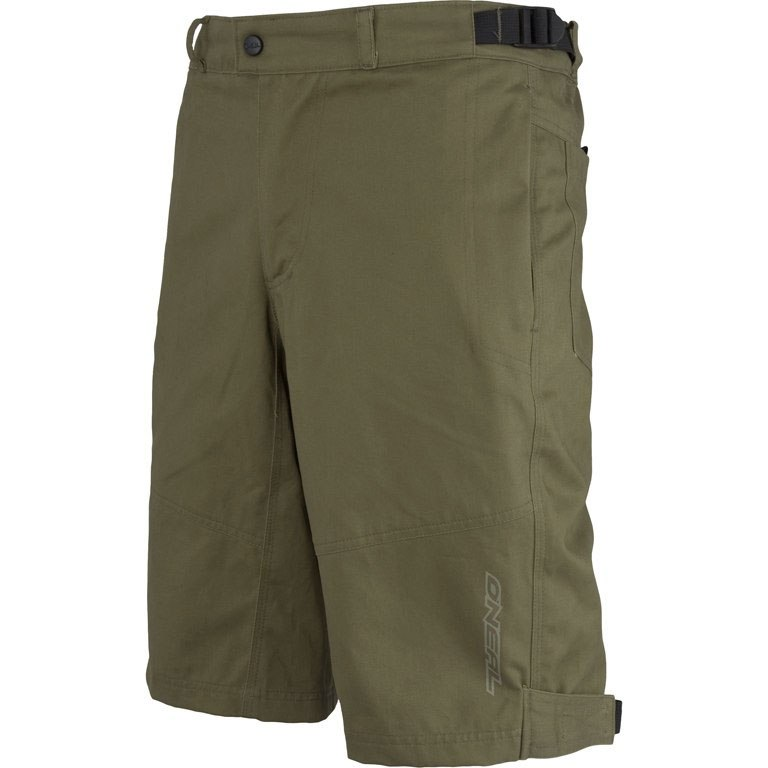 Pantaloni scurti Biciclete O'NEAL CARGO ALL MOUNTAIN MILITARY