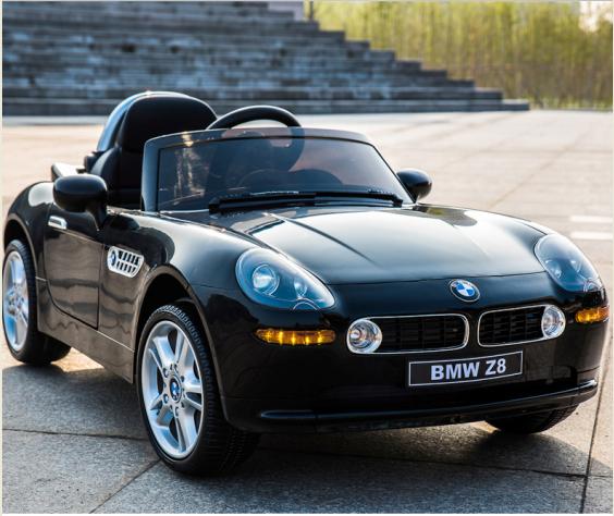 Bmw Zed 1: Masinuta Electrica Copii BMW Z8 NEGRU