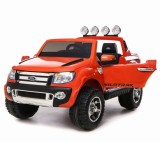 Masinuta electrica copii FORD RANGER ORANGE